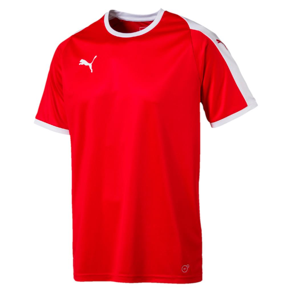 Liga Jersey Adults - Red-White