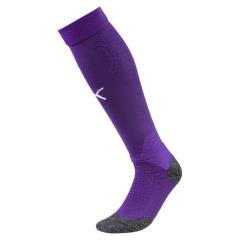 Liga Socks - Purple-White