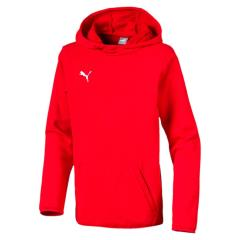 Liga Hoody Kids - Red-White